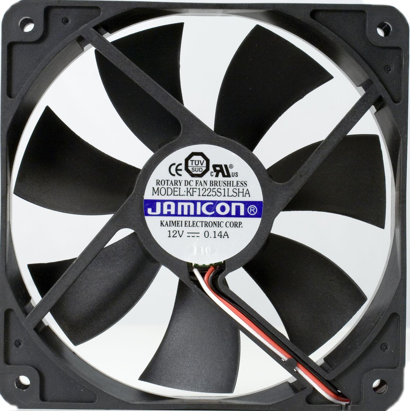 Вентиляторы, решетки, фильтры Jamicon
